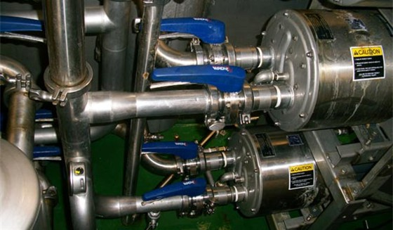 Stainless Steel Vacuum Pumps